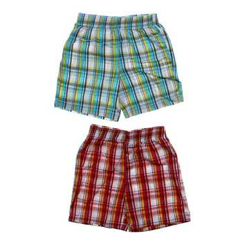 Plaid Shorts Set for Sale on Swap.com