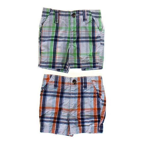 Falls Creek Plaid Shorts Set in size NB at up to 95% Off - Swap.com