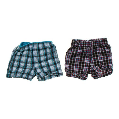 Jumping Beans Plaid Shorts Set in size 6 mo at up to 95% Off - Swap.com