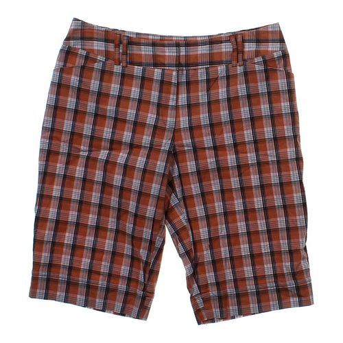 AB Studio Plaid Shorts in size 8 at up to 95% Off - Swap.com