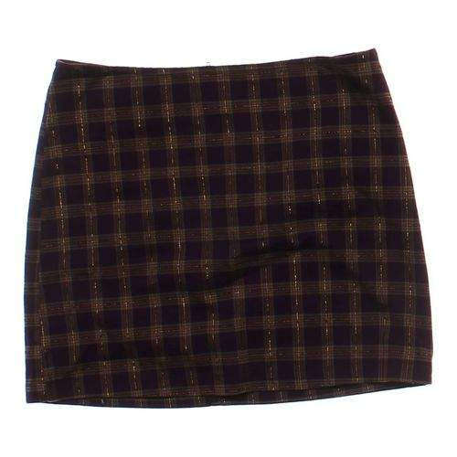 Donface Plaid Skirt in size L at up to 95% Off - Swap.com