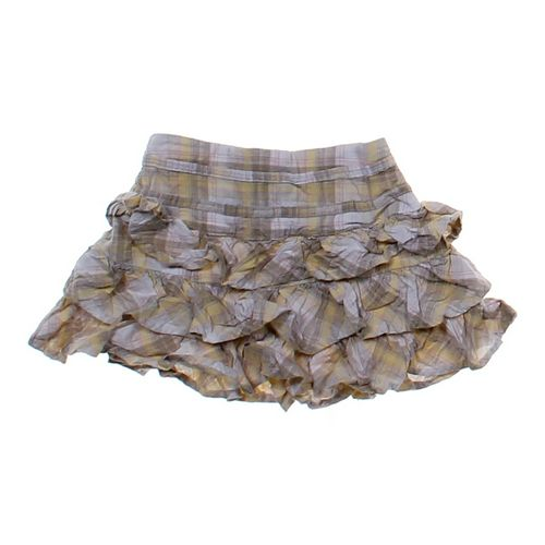 Faded Glory Plaid Skirt in size 4/4T at up to 95% Off - Swap.com
