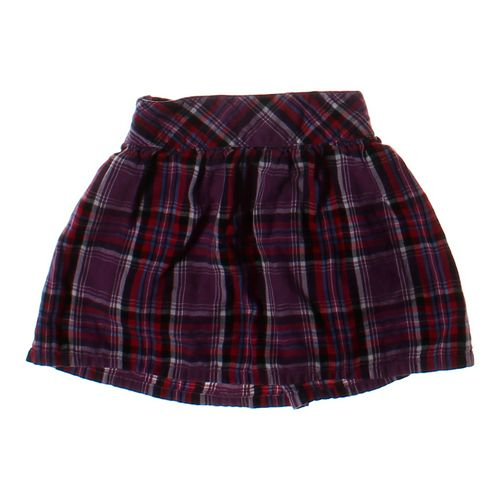 Genuine Kids from OshKosh Plaid Skirt in size 4/4T at up to 95% Off - Swap.com