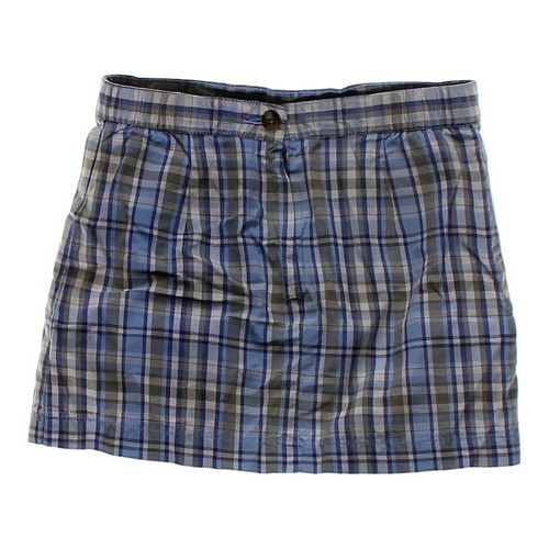 Lands' End Plaid Skirt in size 8 at up to 95% Off - Swap.com