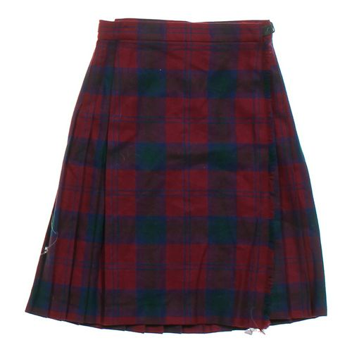 Murray Brothers Plaid Skirt in size 10 at up to 95% Off - Swap.com