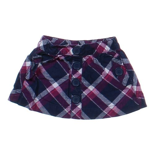 Okie Dokie Plaid Skirt in size 12 mo at up to 95% Off - Swap.com