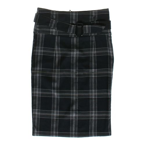 Seductions Plaid Skirt in size JR 7 at up to 95% Off - Swap.com
