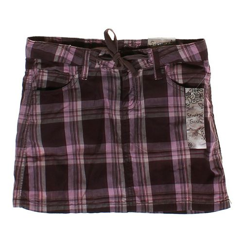 Squeeze Plaid Skirt in size 12 at up to 95% Off - Swap.com