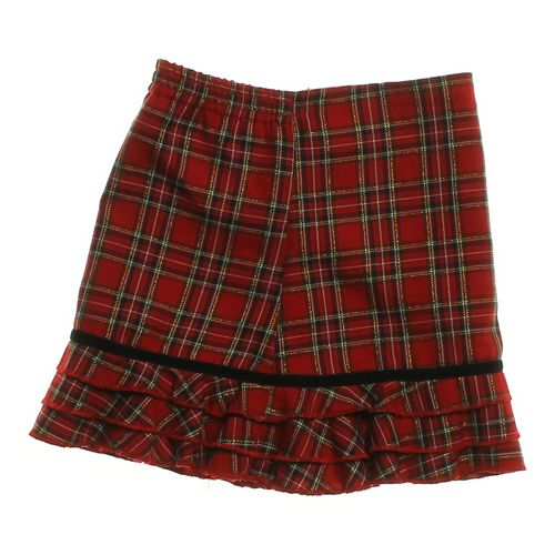 The Children's Place Plaid Skirt in size 5/5T at up to 95% Off - Swap.com