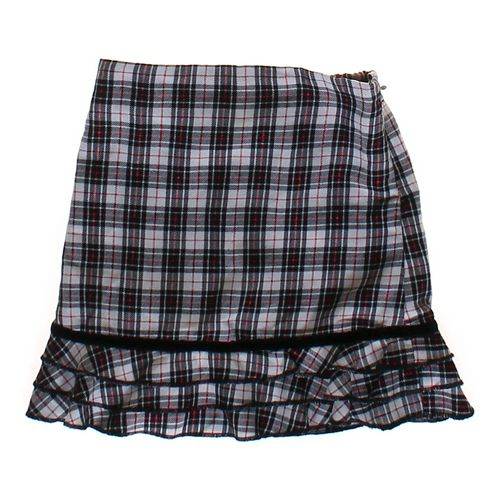 The Children's Place Plaid Skirt in size 6 at up to 95% Off - Swap.com