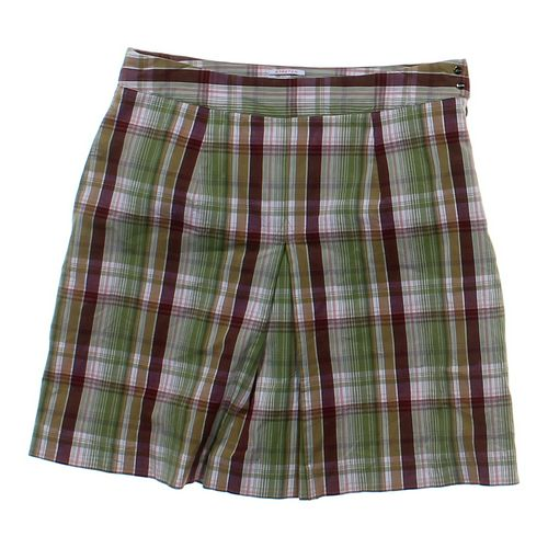 Izod Plaid Skirt in size 4 at up to 95% Off - Swap.com