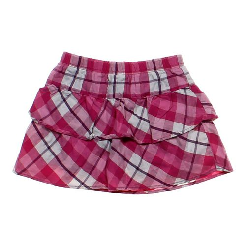 365 Kids Plaid Skort in size 6 at up to 95% Off - Swap.com