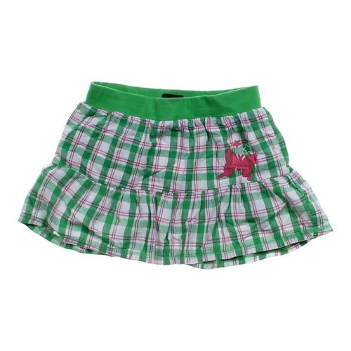 Basic Editions Plaid Skort in size 7 at up to 95% Off - Swap.com