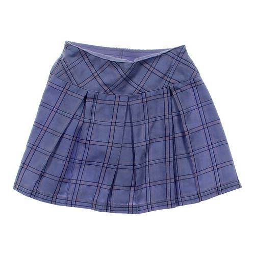 Girl Connection Plaid Skort in size 7 at up to 95% Off - Swap.com