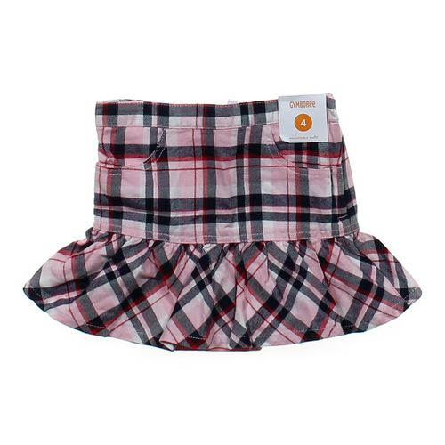 Gymboree Plaid Skort in size 4/4T at up to 95% Off - Swap.com