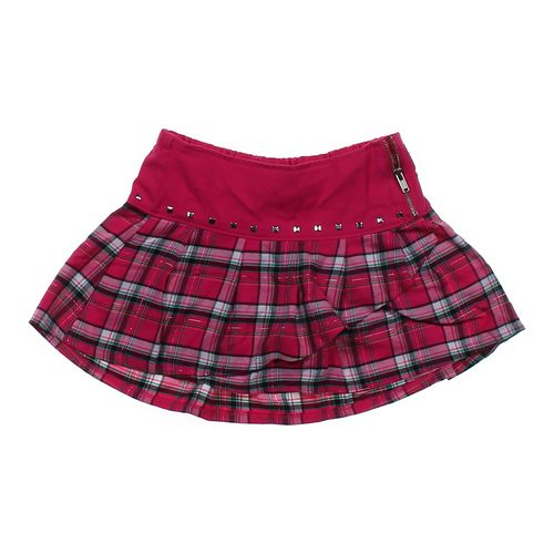 Justice Plaid Skort in size 10 at up to 95% Off - Swap.com