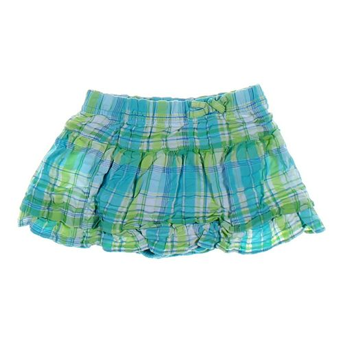 Okie Dokie Plaid Skort in size 12 mo at up to 95% Off - Swap.com