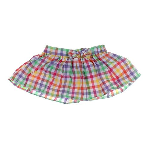 Okie Dokie Plaid Skort in size 3 mo at up to 95% Off - Swap.com
