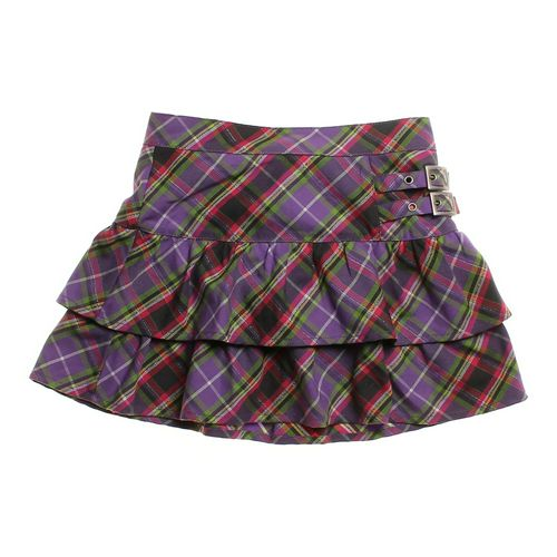 The Children's Place Plaid Skort in size 8 at up to 95% Off - Swap.com