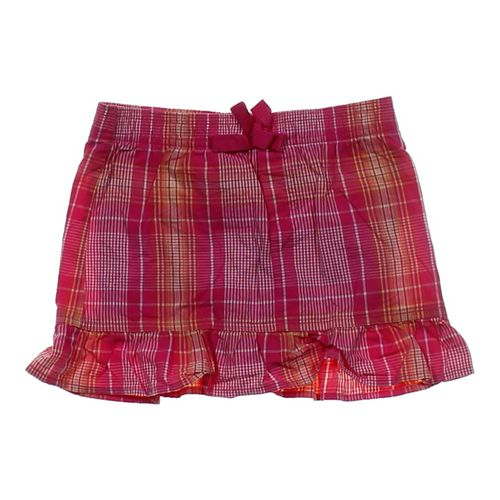 Toughskins Plaid Skort in size 5/5T at up to 95% Off - Swap.com