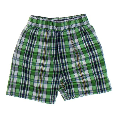Plaid Smocked Shorts in size 12 mo at up to 95% Off - Swap.com