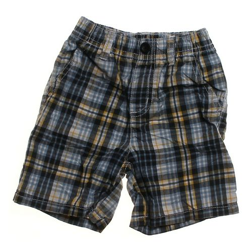 Gymboree Plaid Smocked Shorts in size 12 mo at up to 95% Off - Swap.com