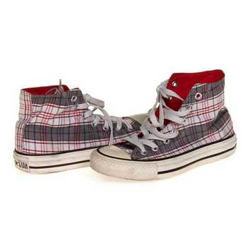 Plaid Sneakers for Sale on Swap.com