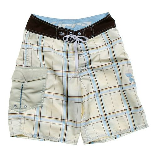 Kirra Plaid Swim Trunks in size 12 at up to 95% Off - Swap.com