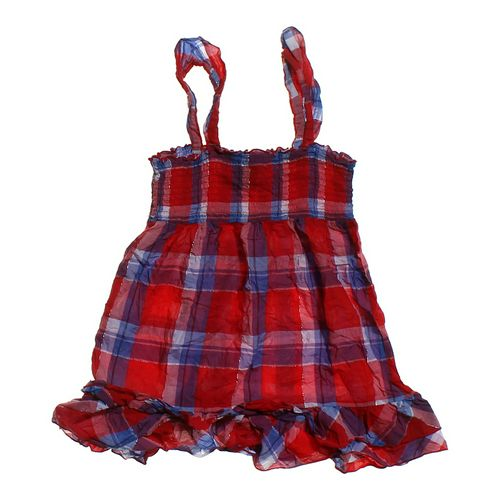 Faded Glory Plaid Tank Top in size 10 at up to 95% Off - Swap.com