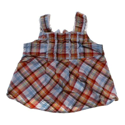 Gymboree Plaid Tank Top in size 4/4T at up to 95% Off - Swap.com