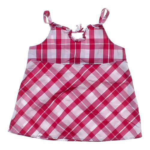 Gymboree Plaid Tank Top in size 9 at up to 95% Off - Swap.com