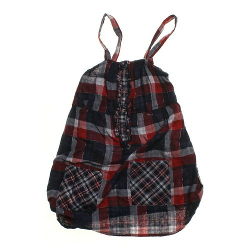 Justice Plaid Tank Top in size 14 at up to 95% Off - Swap.com