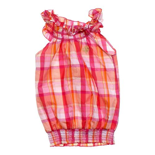 South Pole Plaid Tank Top in size 12 at up to 95% Off - Swap.com