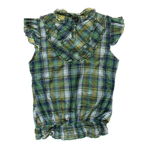 Passport Plaid Tunic in size 6 at up to 95% Off - Swap.com
