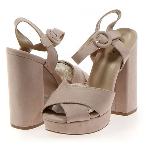 Qupid Platforms in size 8.5 Women's at up to 95% Off - Swap.com