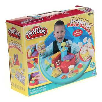 Play-Doh Poppin' Movie Snacks for Sale on Swap.com
