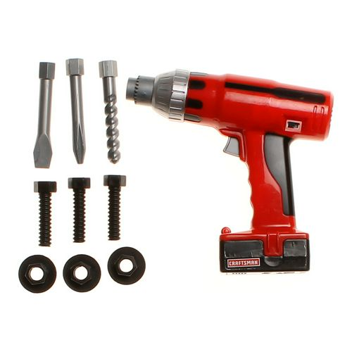 Craftsman Play Power Drill & Tools Set at up to 95% Off - Swap.com