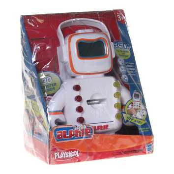 Playskool Alphie Figure by Hasbro for Sale on Swap.com