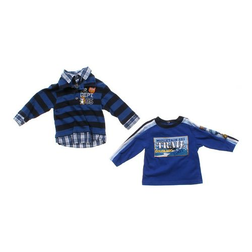 WonderKids Playtime Shirts in size 18 mo at up to 95% Off - Swap.com