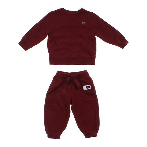 Old Navy Playtime Sweatsuit in size 18 mo at up to 95% Off - Swap.com