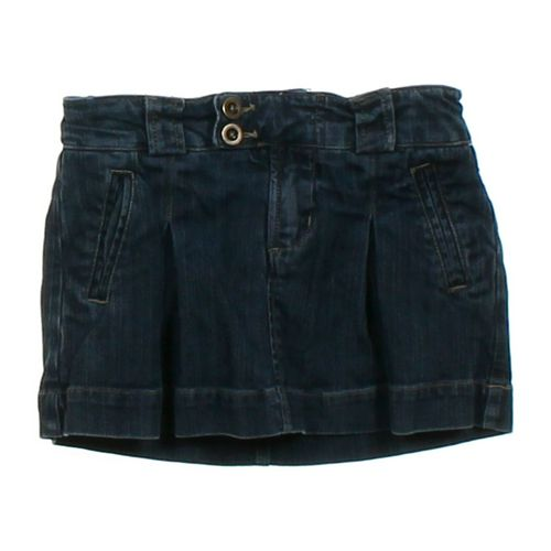 Cherokee Pleated Denim Skirt in size 4/4T at up to 95% Off - Swap.com