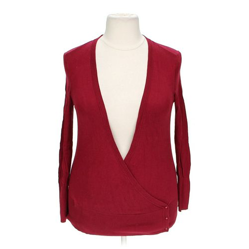 Ann Taylor Plunging Cardigan in size XL at up to 95% Off - Swap.com