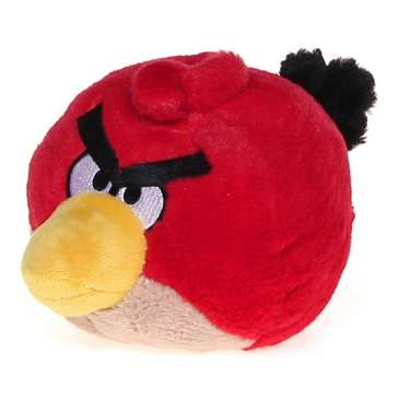 Plush Angry Bird for Sale on Swap.com