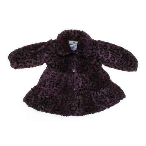 American Widgeon Plush Animal Print Coat in size 2/2T at up to 95% Off - Swap.com