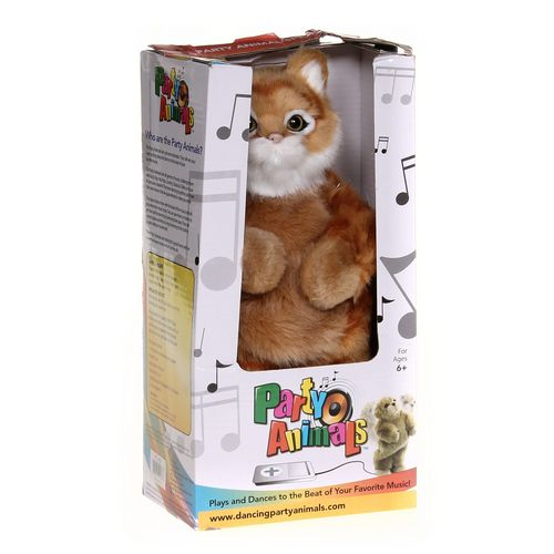 Party Animals Plush Animal Speaker at up to 95% Off - Swap.com
