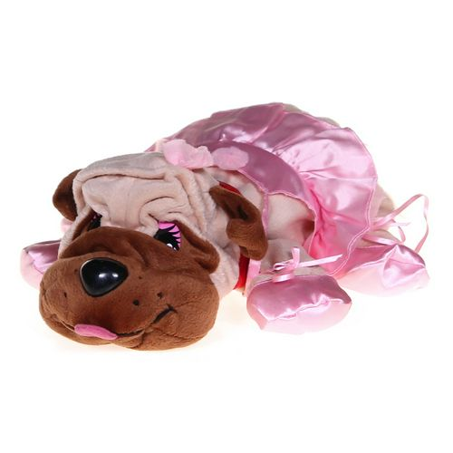Plush Ballerina Dog at up to 95% Off - Swap.com
