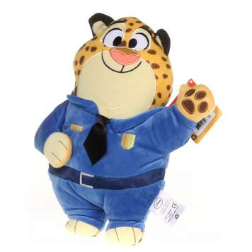 Plush Clawhauser for Sale on Swap.com