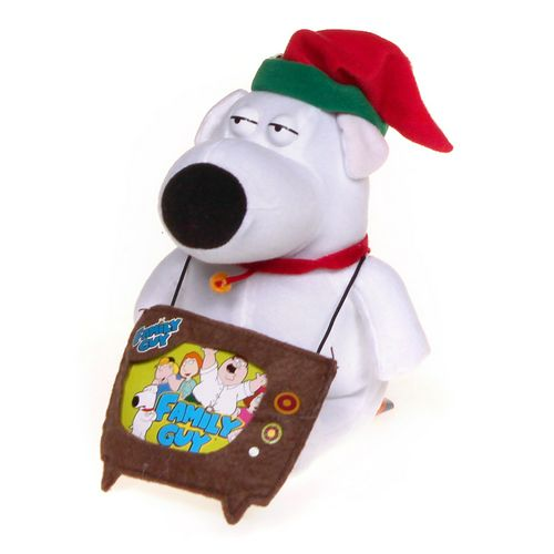 Family Guy Plush Family Guy Brian at up to 95% Off - Swap.com