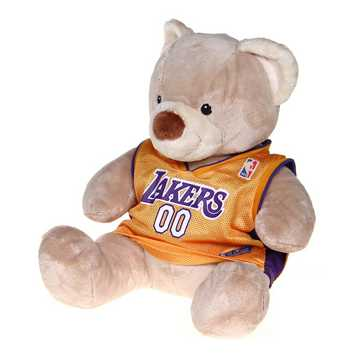 Plush Lakers Bear for Sale on Swap.com