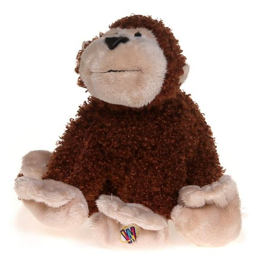 Ganz Plush Monkey at up to 95% Off - Swap.com